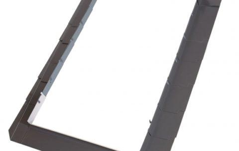 płaskie pokrycia dachowych